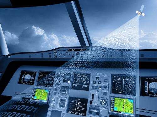 Iris for safer air travel