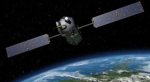NASA carbon counter reaches final orbit, returns data
