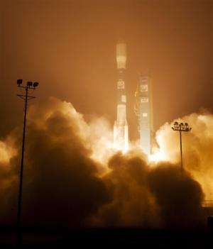 NASA launches carbon satellite after 2009 failure