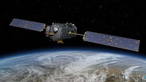 NASA to launch global warming satellite after loss
