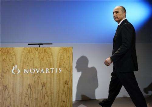 Novartis reshapes business with GSK, Lilly deals