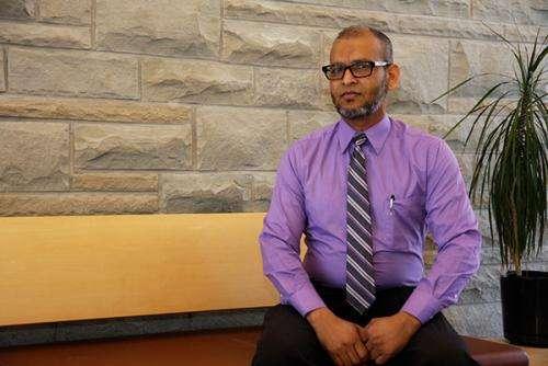Researcher taking the pressure off glaucoma diagnosis