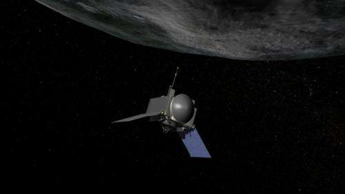 Scientists to begin construction on NASA spacecraft that will visit asteroid in 2018