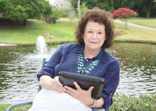 Tablet computer use may help keep seniors' minds sharp