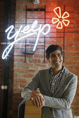 Yelp CEO reviews his own business after 10 years