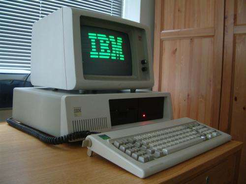 33 years after creating the PC, IBM leaves it behind in favour of the cloud