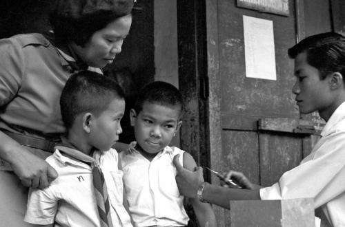 Children are silent victims of the 'hidden epidemic' of tuberculosis