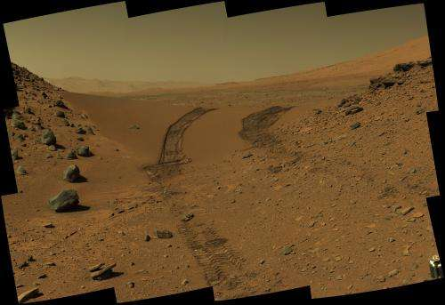 A Salty, Martian Meteorite Offers Clues to Habitability