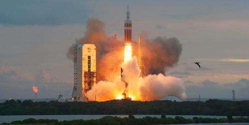 Lessons learned from Orion's first test flight