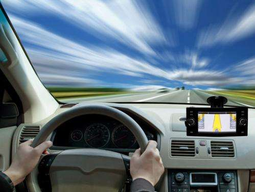 Researchers show that how fast you drive might reveal exactly where you are going