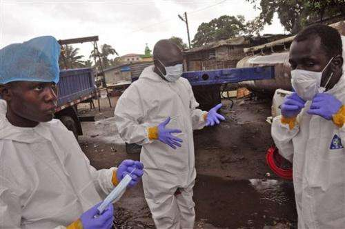 Ebola arrives in Senegal as outbreak accelerates