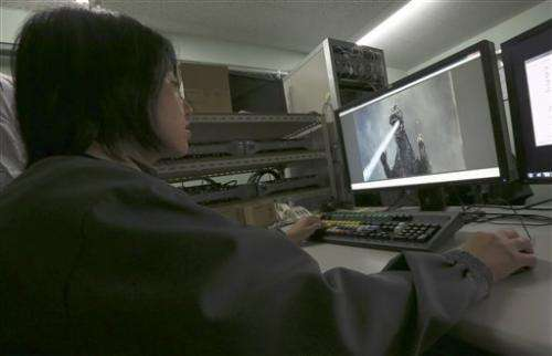 Godzilla stomps back in ultra HD, wires intact