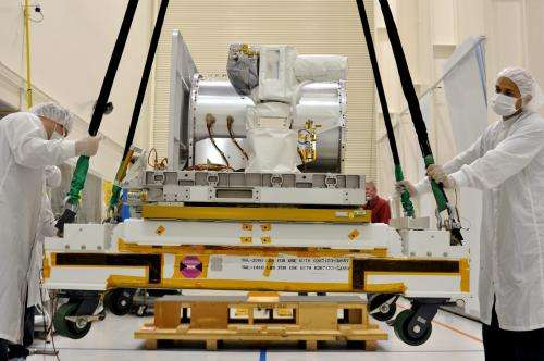 International Space station to beam video via laser back to Earth