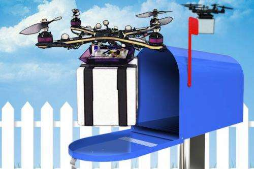 New algorithm lets drones monitor their own health during long package-delivery missions