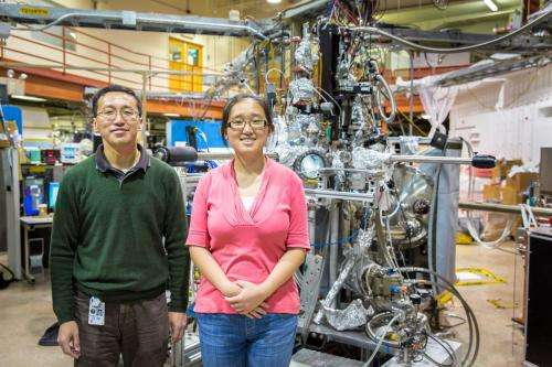 Scientists watch high-temperature superconductivity emerge out of magnetism
