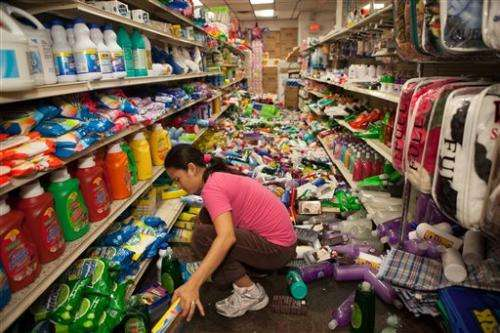 Three people critically injured after California quake