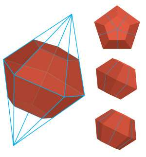Researchers turn gold nanoclusters into 12-sided dodecahedron crystals