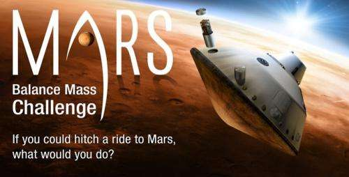 NASA launches new citizen science website; opens challenge to participate in future Mars missions