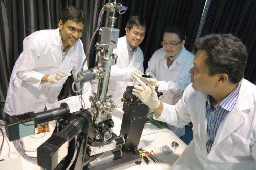 Novel technique developed by NUS scientists opens door to better solar cells