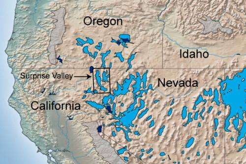 Scientists solve mystery of ancient American lakes