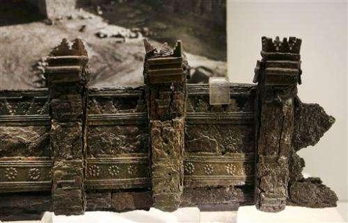 Militants threaten ancient sites in Iraq, Syria