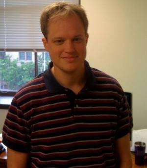 Researcher studies unsolved problem of interacting objects
