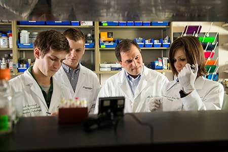 Scientists identify genetic blueprint for cancerous tumors of the appendix