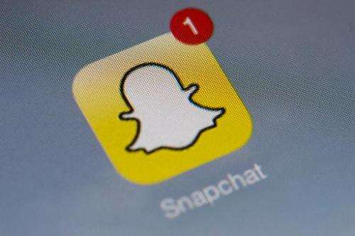 Smartphone app Snapchat began letting users in the United States send money to friends by simply typing dollar amounts into new