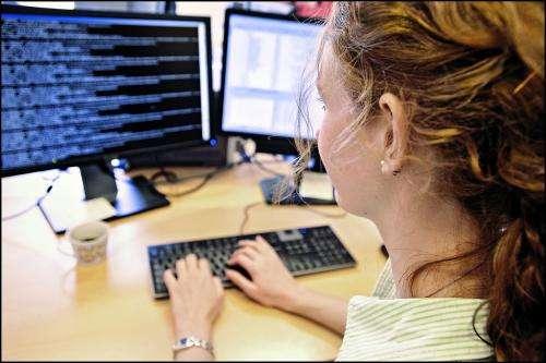 C'mon girls, let's program a better tech industry