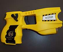 Exploring the impact of TASERs in the UK