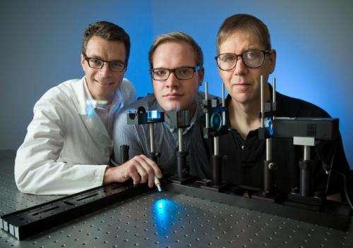Penn researchers untangle the biological effects of blue light