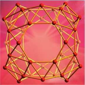 Researchers discover boron 'buckyball'