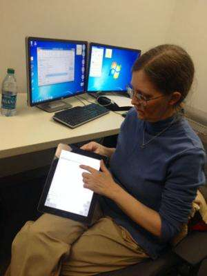 Accessibility expert confronting double-edged sword of technology