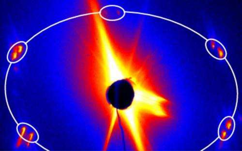 Advanced light source provides new look at skyrmions