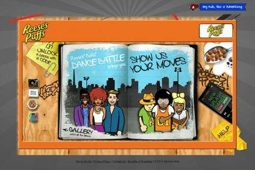 'Advergames' a new front in fight against childhood obesity