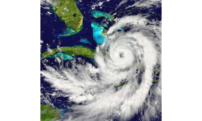 Aerosols Appear To Weaken Hurricanes