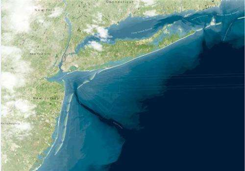 After storm, US mulls artificial islands near NY