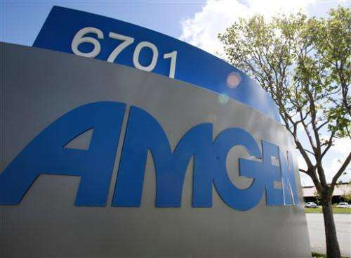 Amgen misses 1Q views as higher costs cut profit