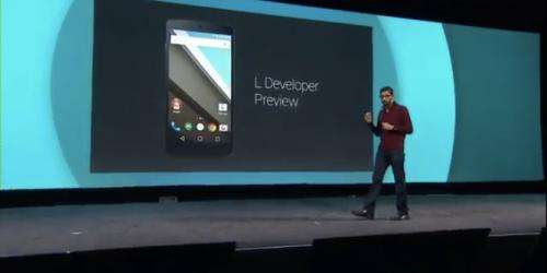 Android L makes sense, even if it doesn't set the world alight