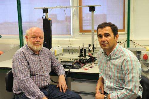 A new wireless energy transfer device can charge any device without using cables