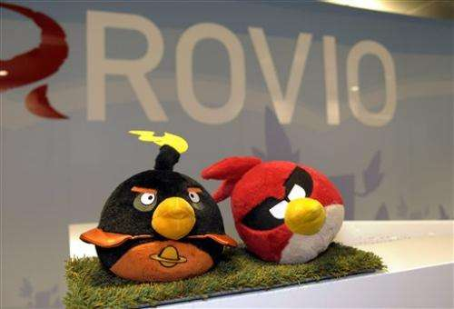 Angry Birds site hacked after surveillance claims (Update)