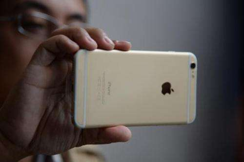 Apple sold more than 10 million of the iPhone 6 in the first three days after its launch