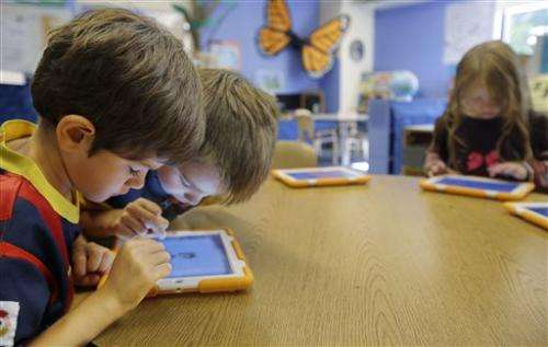 App teaches kindergartners basic computer coding