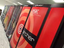 ARCHER supercomputer targets research solutions on epic scale