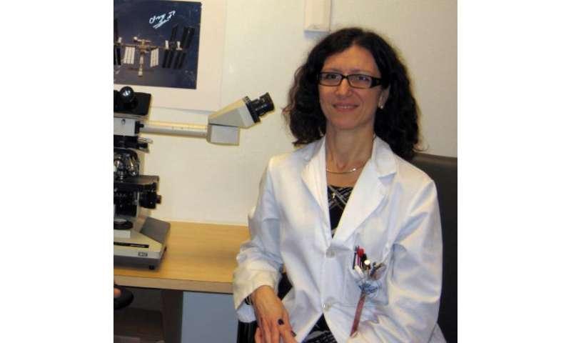 Associate Professor Paola Divieti-Pajevic of Massachusetts General Hospital. Image: NASA