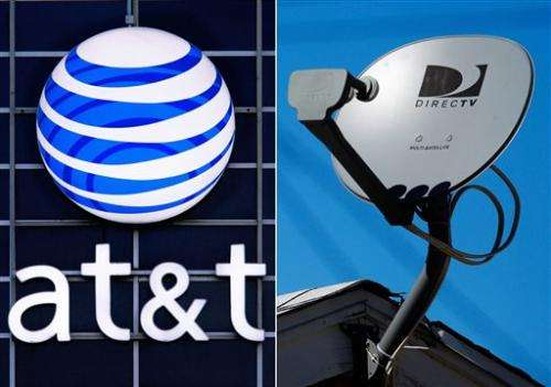 AT&T aims for TV's future with $48.5B DirecTV deal