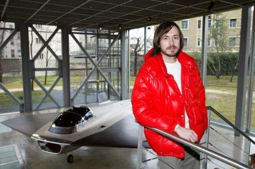 Australian designer Marc Newson was listed as one of the planet's 100 most influential people, according to Time magazine in 200