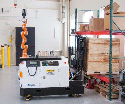Automated guided vehicles ripe for standardized performance tests