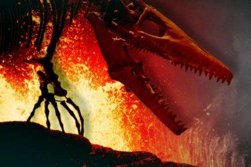 Before an asteroid wiped out the dinosaurs, Earth ...
