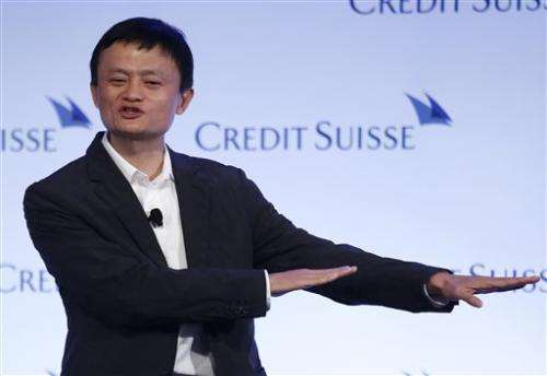 Behind Alibaba IPO is unlikely China success story